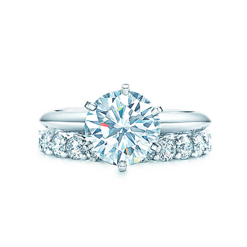Tiffany經典鑽戒