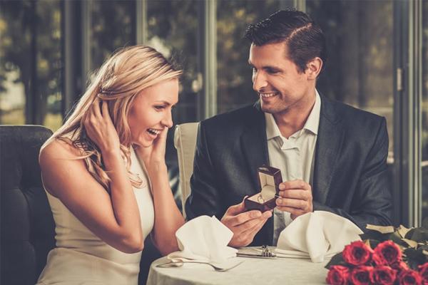 求婚鑽戒挑選